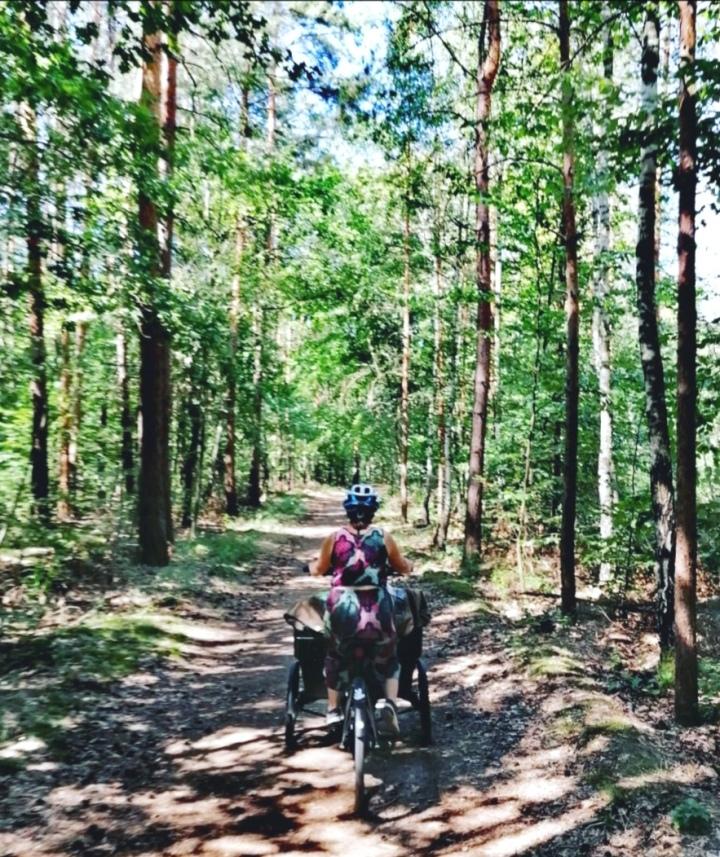 Ekologisempi arki pyöräilemällä